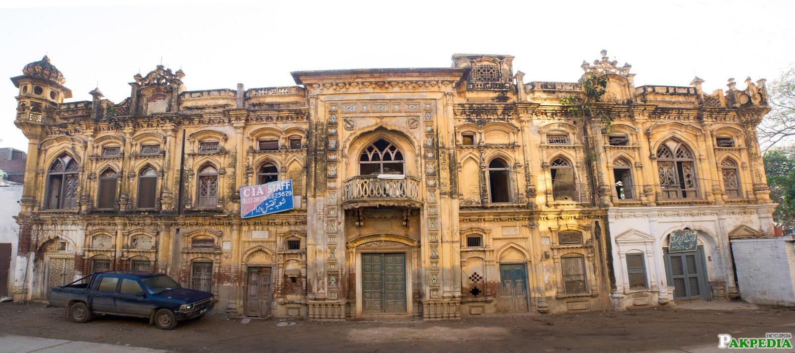 Jhelum Historical Building