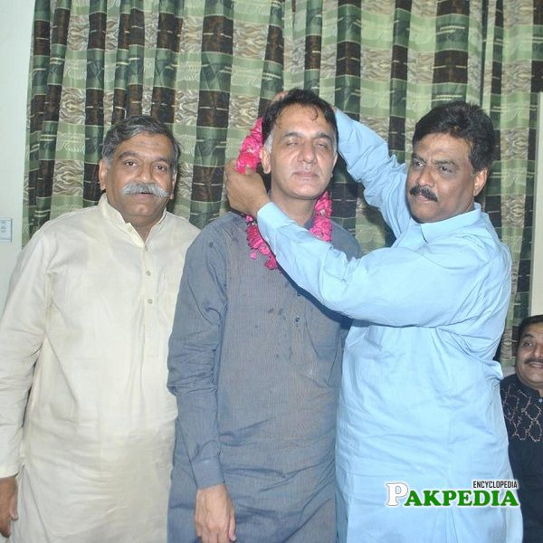 Shahbaz Ahmad elected as MPA