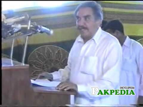 Welcome Speech to Chief Minister KPK