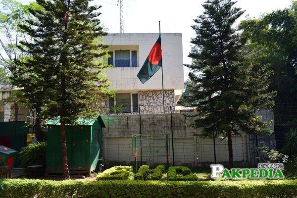 Embassy of Bangladesh in Pakistan