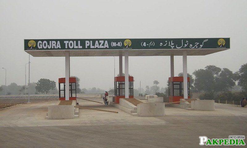 Gojra Toll Plaza