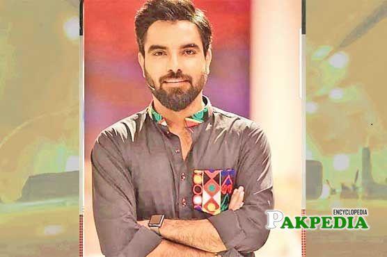 Yasir Hussain Biography