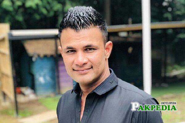 Imran Farhat Biography