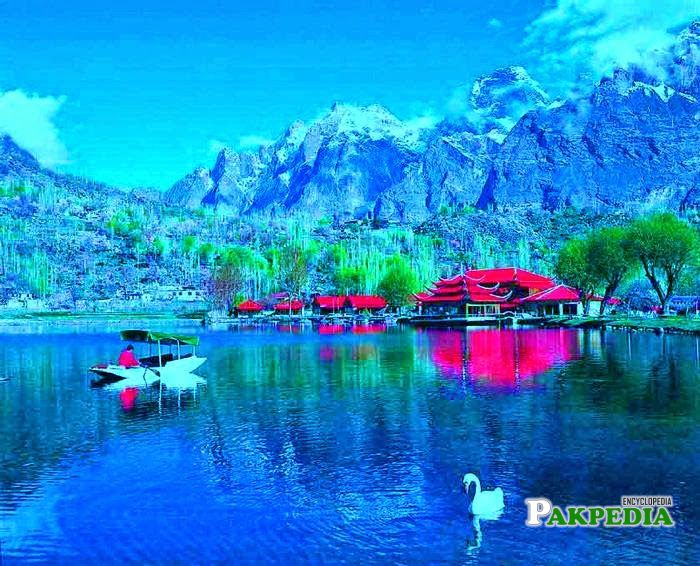 Gilgit Baltistan is the most spectacular region