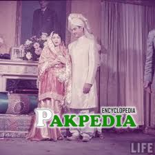 Wedding picture of SBA
