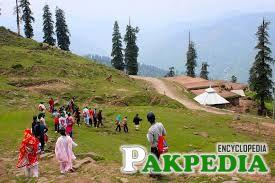 Pakistani Family in Azad Kashmir