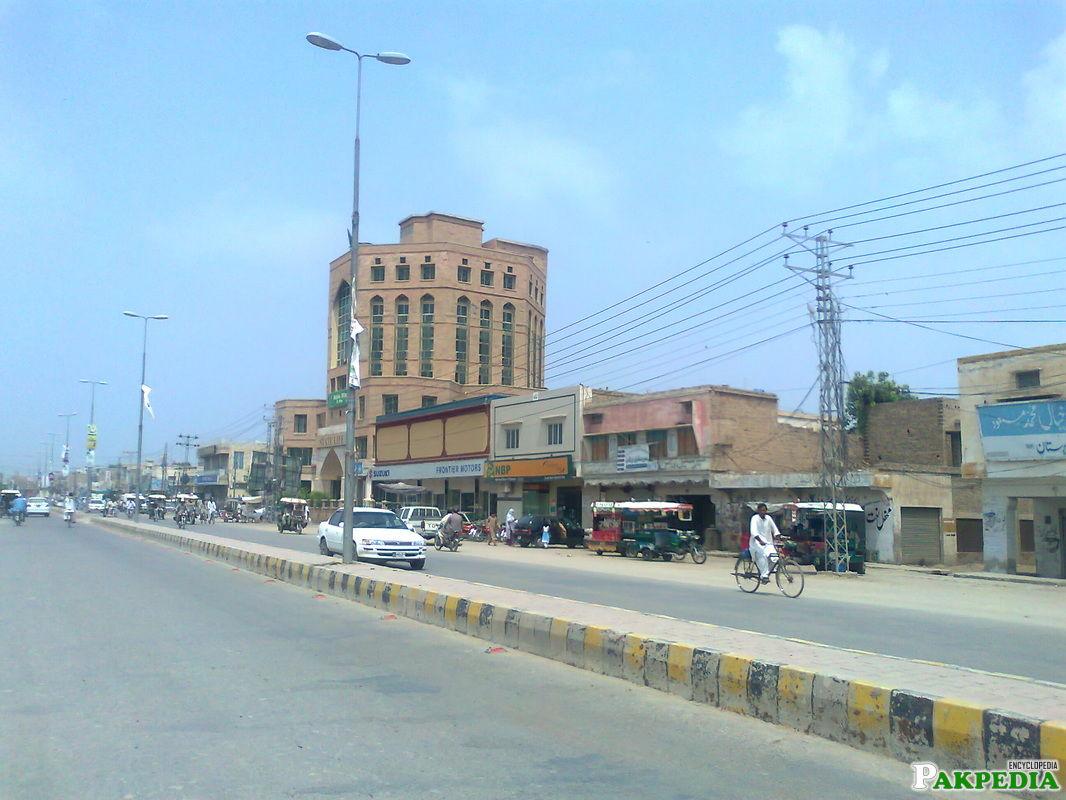 Dera Ismail Khan Roads