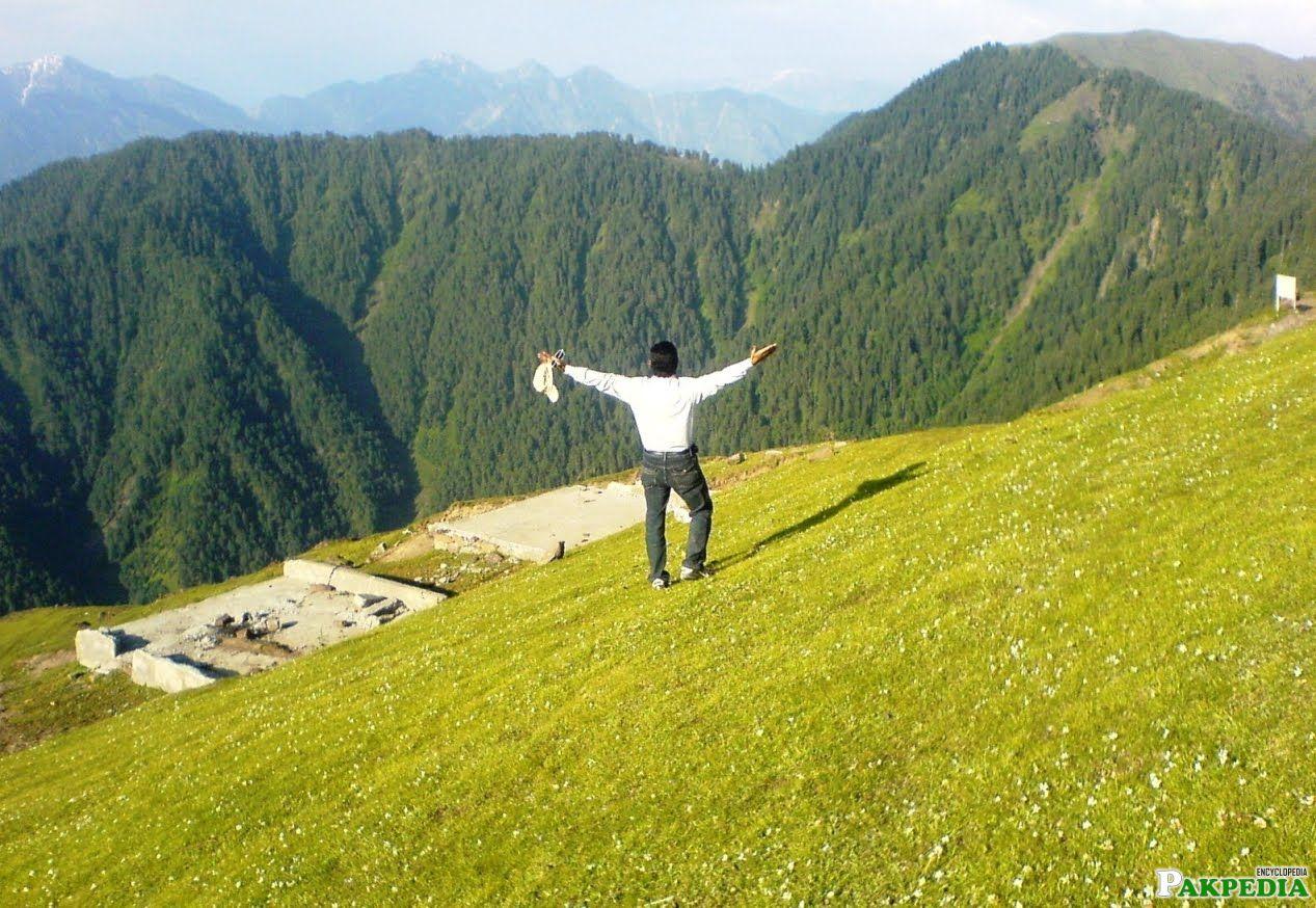 Muzaffarabad Beautiful Valley Enjoying