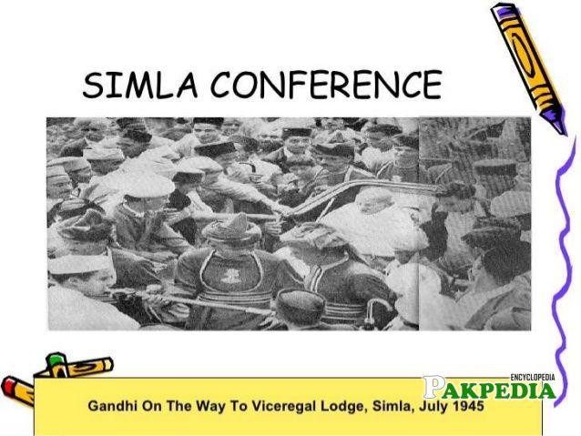 Simla Conference