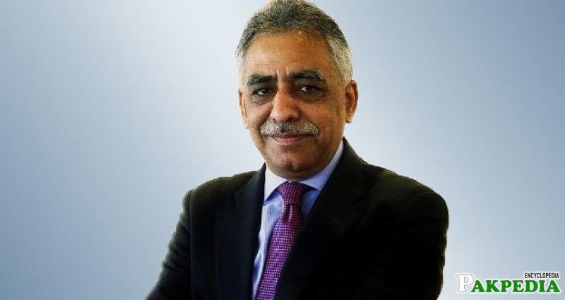 Zubair Umar member of PLM N