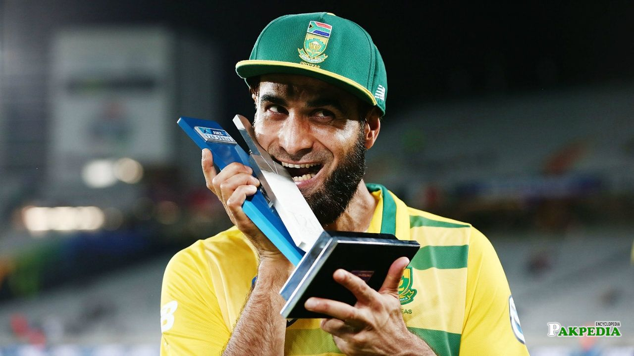 Pakistani-born South African cricketer