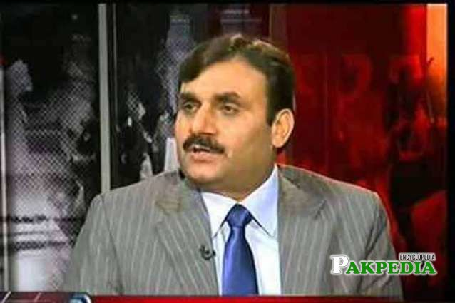 Former leader of PPP shaukat basra