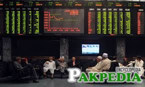 Pakistan Stock Exchange Main Side