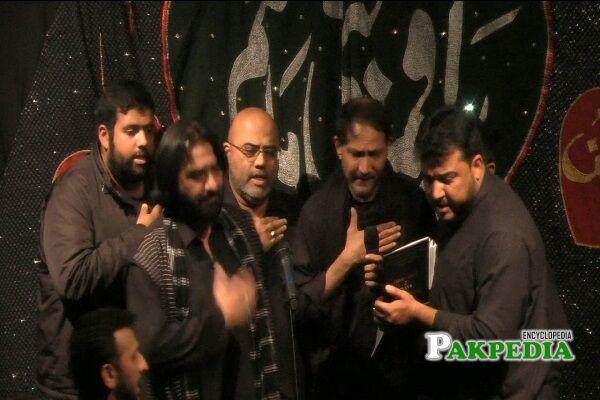 Nadeem Raza Sarwar Noha