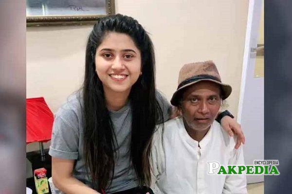 Amanullah Khan family