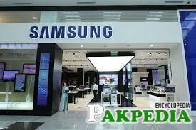 Fortress Square Mall Samsung Brand Shop