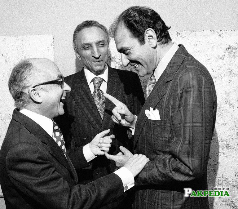 Sahabzada Yaqub Khan's Ambassador image