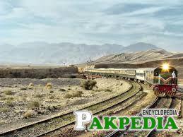 Quetta Rail Track