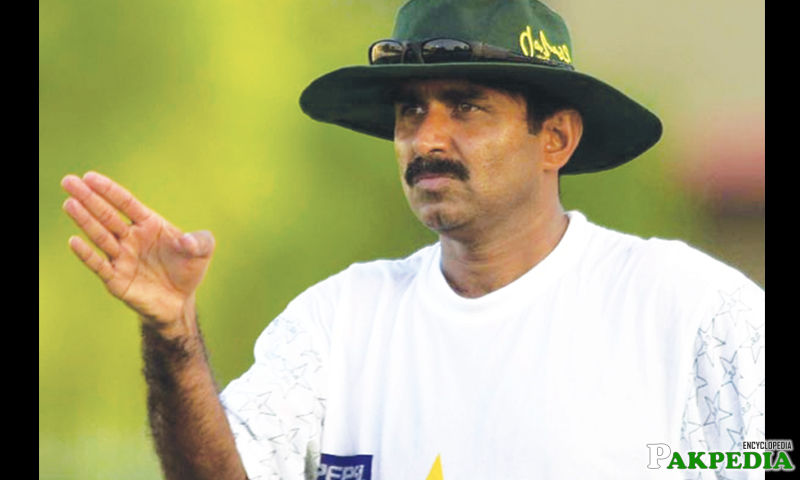 Javed Miandad is a Great Coach
