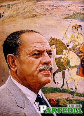 Ayub Khan Great Leader
