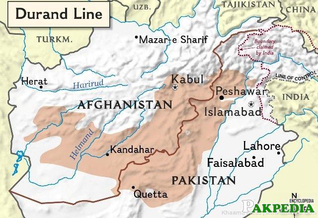 Durand Line