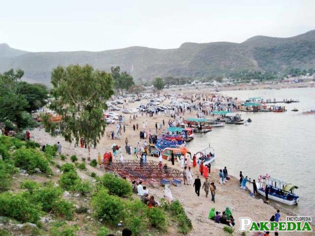 Beauty of Khanpur Dam
