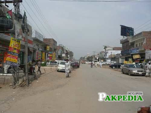 Ajnala Road Bhalwal
