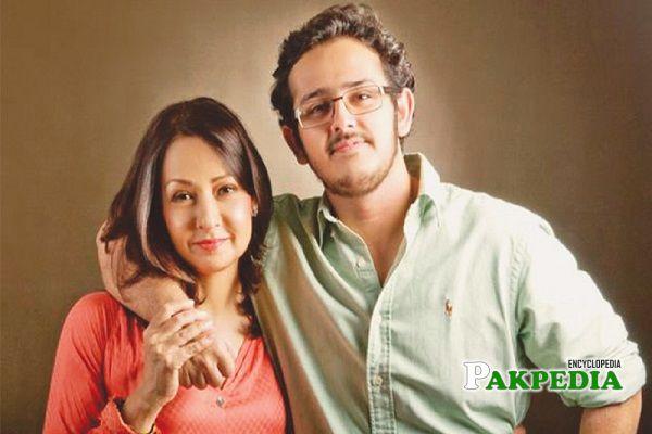 Zeba Bakhtiar Family