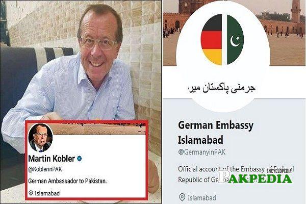 Embassy of Germany in Pakistan Islamabad