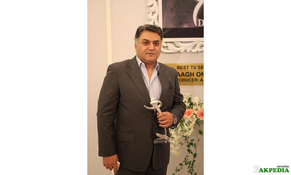 Asif Raza With awrad