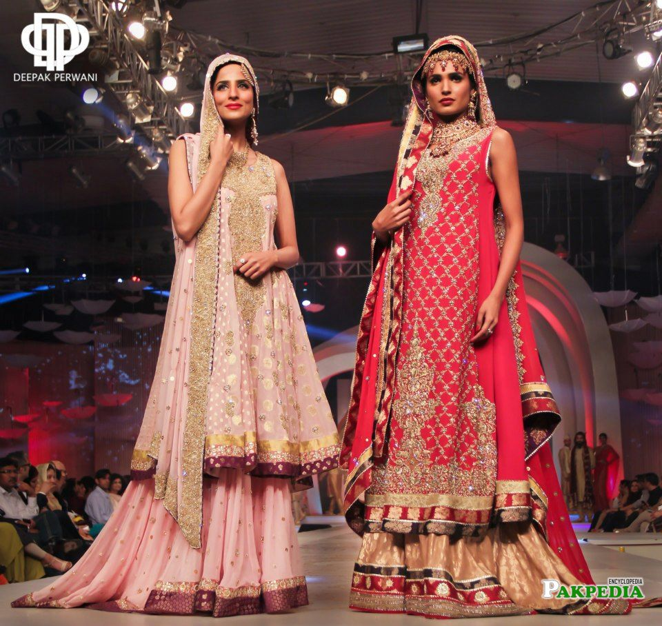 Wedding Wear by Deepak Perwani