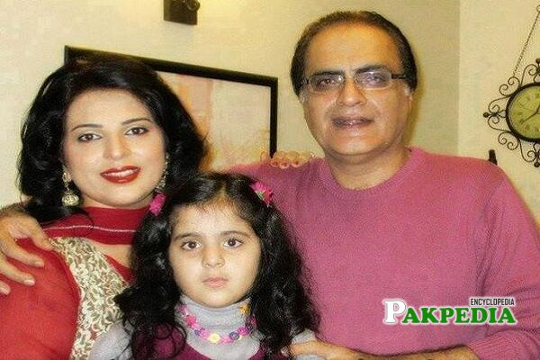 Mehmoods Aslam second wife