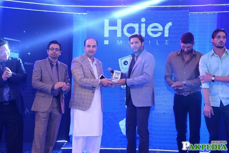 Haier Mobile Launcheing