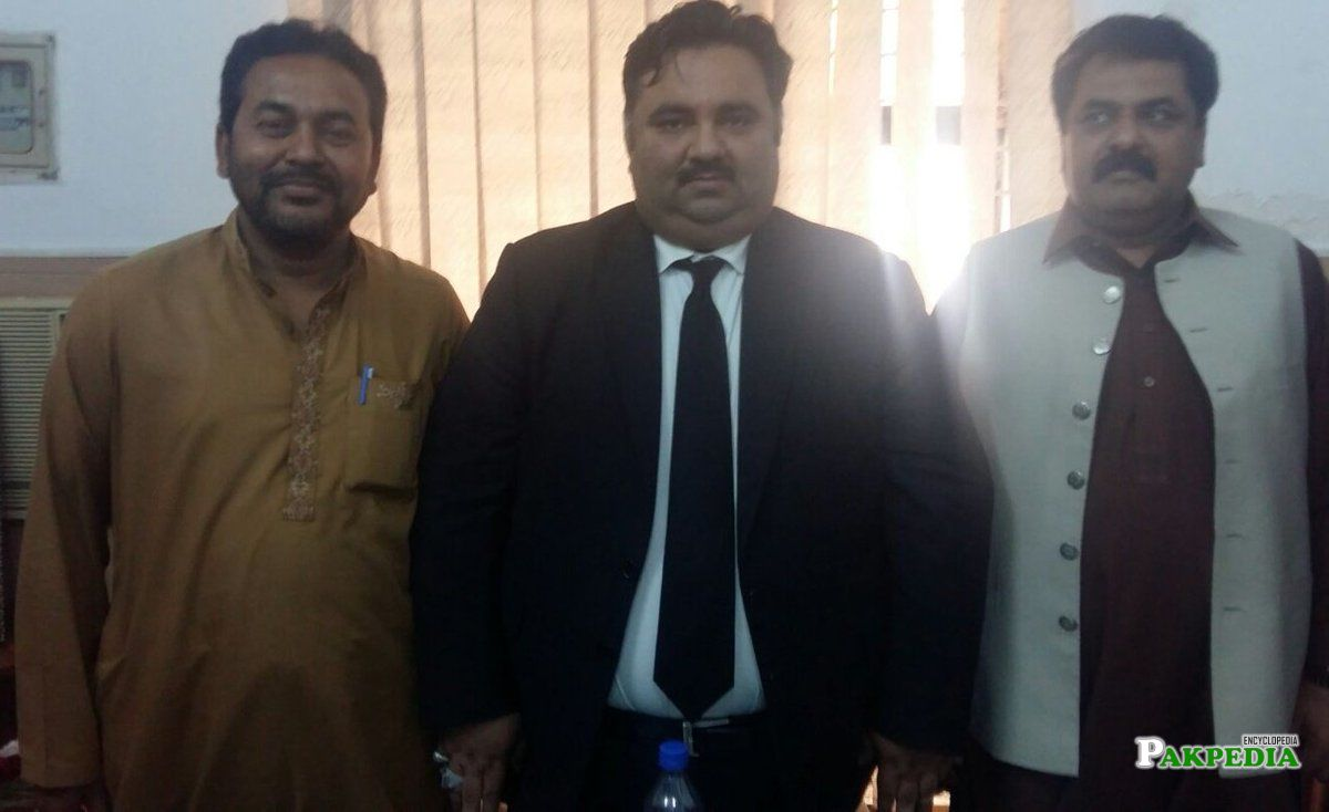PPP's Youth Wing Southern Punjab President