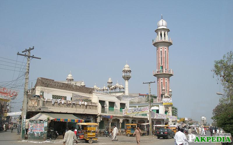 Daska Main City