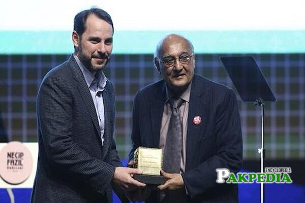 Amjad Islam Amjad Awards