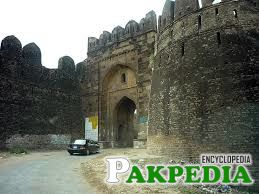 Rohtas Fort has 12 Gates