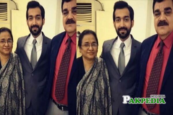 Nayyara Noor Family