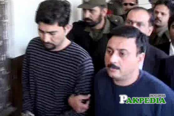 chief executive of Bismillah Engineering Company Arrested