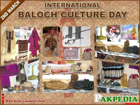 Baloch Culture Day