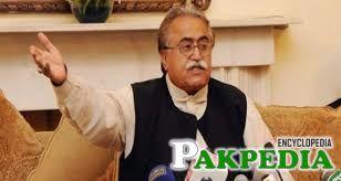 Maula Bakhsh Chandio press Conference