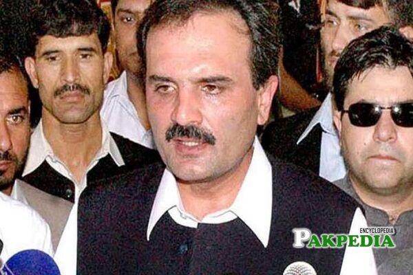 Ameer Haider Khan Hoti Daughter