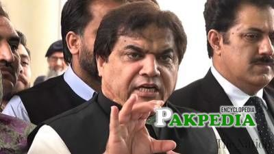 Hanif Abbasi charged with a lifetime imprisonment