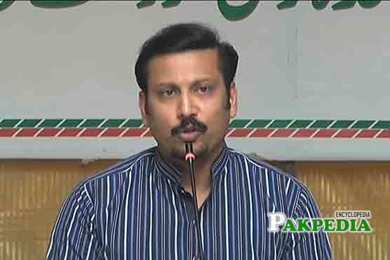 Faisal sabzwari has been expelled from party