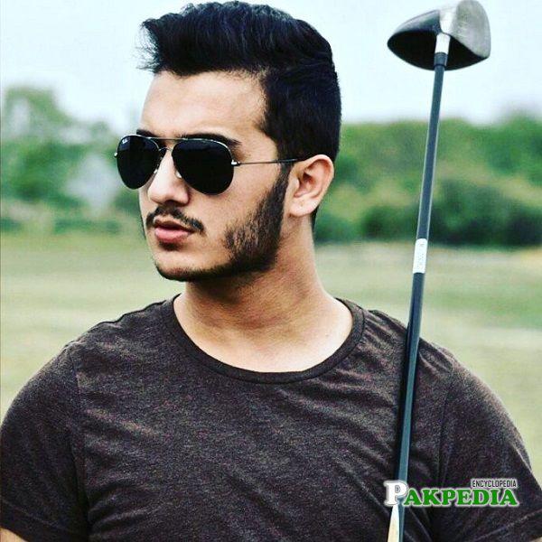 Shahveer Jafry Biography