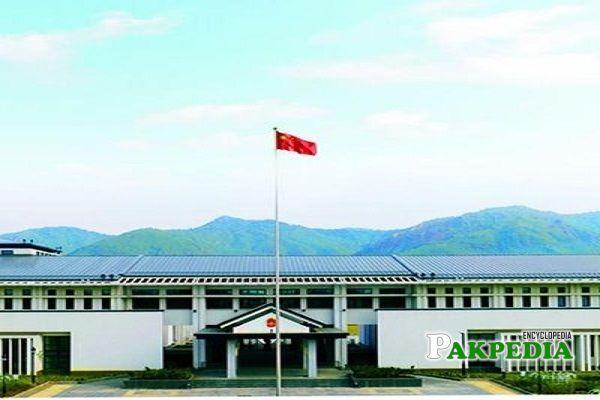 China Embassy Visa