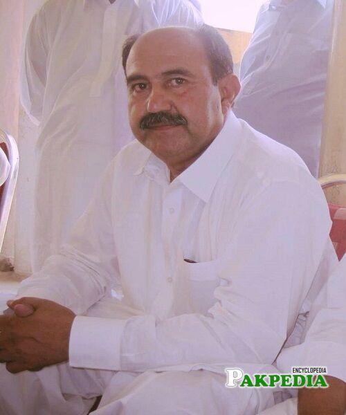 Muhammad Afzal Khan Dhandla Biography