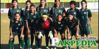 Pakistan women's football team