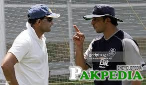 Azhar Mahmood in Hat
