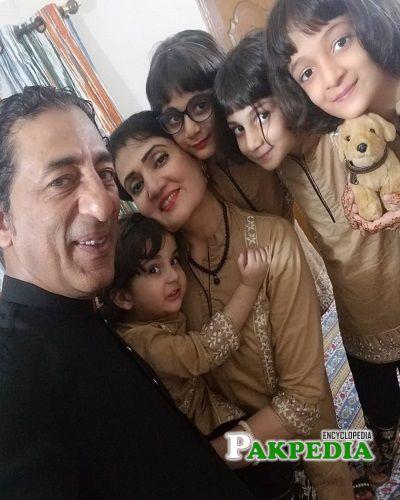 Adnan Shah Tipu Family